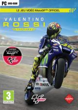 Jaquette de Valentino Rossi : The Game PC