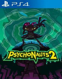 Jaquette de Psychonauts 2 PS4