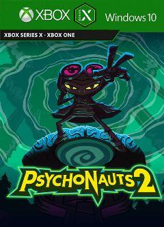 Jaquette de Psychonauts 2 Xbox One