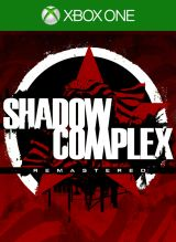 Jaquette de Shadow Complex Remastered Xbox One