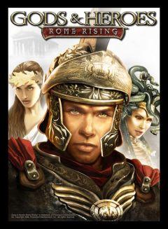 Jaquette de Gods & Heroes : Rome Rising PC