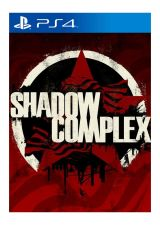 Jaquette de Shadow Complex Remastered PS4