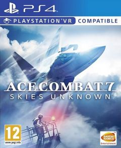 Jaquette de Ace Combat 7 PS4