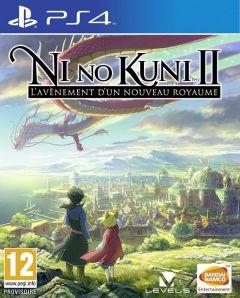 Jaquette de Ni No Kuni II : L'Avènement d'un Nouveau Royaume PS4