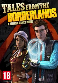 Jaquette de Tales From The Borderlands : A Telltale Games Series - Saison 1 PS Vita