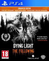 Jaquette de Dying Light : Enhanced Edition PS4