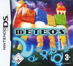 Jaquette de Meteos DS