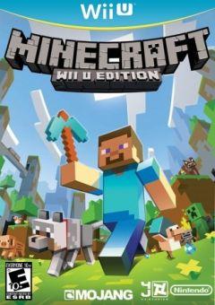 Jaquette de Minecraft Wii U