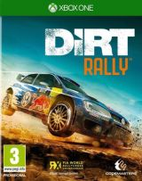 Jaquette de DiRT Rally Xbox One