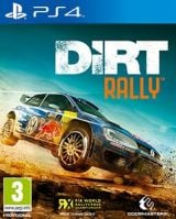 Jaquette de DiRT Rally PS4