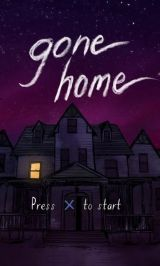 Gone Home : Console Edition (PS4)