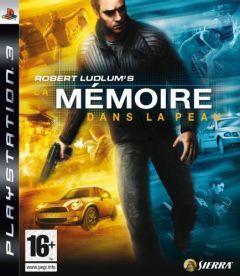 Jaquette de La Mémoire Dans La Peau PlayStation 3