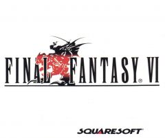 Jaquette de Final Fantasy VI PC