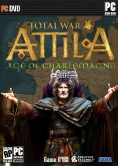 Jaquette de Total War : Attila - Age of Charlemagne PC