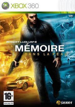 Jaquette de La Mémoire Dans La Peau Xbox 360