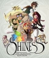 Jaquette de Shiness : The Lightning Kingdom PS4