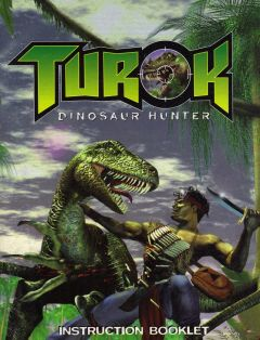 Jaquette de Turok : Dinosaur Hunter PC