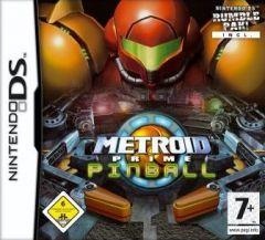 Jaquette de Metroid Prime Pinball DS