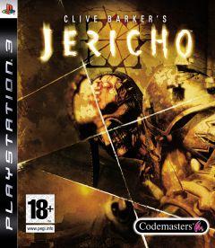 Jaquette de Clive Barker's Jericho PlayStation 3