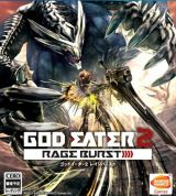 Jaquette de God Eater 2 : Rage Burst PC