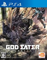 Jaquette de God Eater : Resurrection PS4