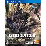 Jaquette de God Eater : Resurrection PS Vita