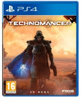Jaquette de The Technomancer PS4