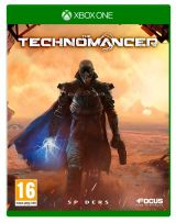 Jaquette de The Technomancer Xbox One