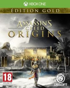 Jaquette de Assassin's Creed Origins Xbox One