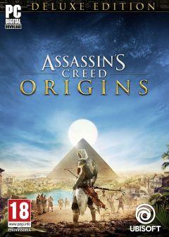 Jaquette de Assassin's Creed Origins PC