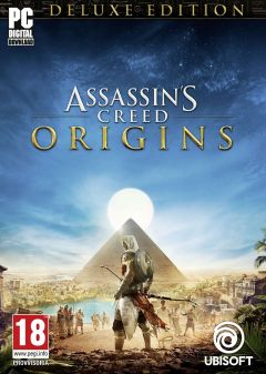 Jaquette de Assassin's Creed Origins PC