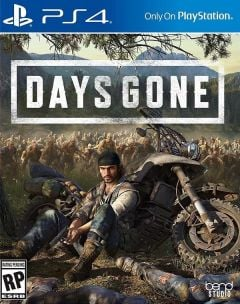 Jaquette de Days Gone PS4
