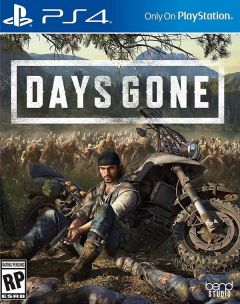 Jaquette de Days Gone PS4