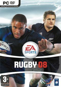 Jaquette de Rugby 08 PC