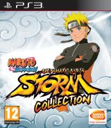 Jaquette de Naruto Shippuden Ultimate Ninja Storm Collection PlayStation 3