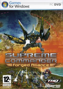 Supreme Commander : Forged Alliance (PC)