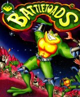 Jaquette de Battletoads (original) Amiga