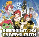 Jaquette de Digimon Story : Cyber Sleuth PS4