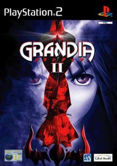 Jaquette de Grandia II PlayStation 2