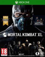 Jaquette de Mortal Kombat XL Xbox One
