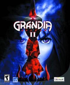 Jaquette de Grandia II PC