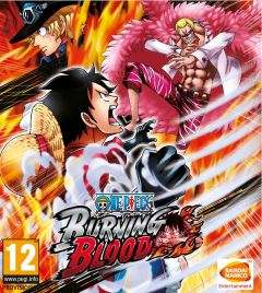 Jaquette de One Piece : Burning Blood PC