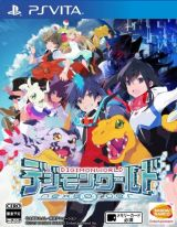 Jaquette de Digimon World : Next order PS Vita
