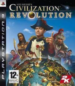 Jaquette de Sid Meier's Civilization Revolution PlayStation 3