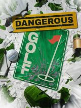 Jaquette de Dangerous Golf PS4