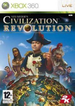 Jaquette de Sid Meier's Civilization Revolution Xbox 360