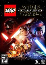Jaquette de LEGO Star Wars : Le Réveil de la Force PS4
