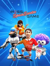 Jaquette de Messi Space Scooter Game iPad