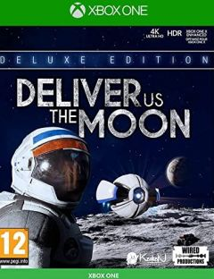 Jaquette de Deliver Us The Moon Xbox One
