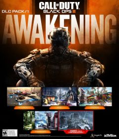 Jaquette de Call of Duty : Black Ops III - Awakening PS4